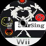 StarSing:Songs For My Jedi v1.0 CUSTOM disc (CS5PZZ)