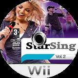 StarSing:Volume 2 v1.0 CUSTOM disc (CSHP00)
