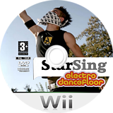 StarSing:Electro-Dancefloor Volume 1 v2.0 CUSTOM disc (CSMP00)