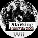 StarSing:Depeche Mode v2.0 CUSTOM disc (CSTP00)