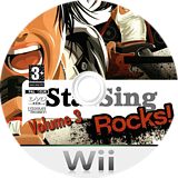 StarSing : Rocks! Volume 3 v2.0 CUSTOM disc (CSWP00)