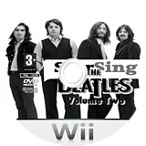 StarSing : The Beatles Volume 2 v2.1 CUSTOM disc (CTOP00)
