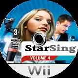 StarSing:Volume 4 v1.1 CUSTOM disc (CU2P00)