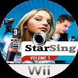 StarSing:Volume 5 v1.0 CUSTOM disc (CU6P00)