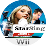 StarSing : Volume 6 v1.0 CUSTOM disc (CU8P00)