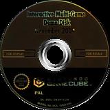 Interactive Multi-Game Demo Disc - November 2004 GameCube disc (D84P01)