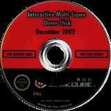 Interactive Multi-Game Demo Disc - December 2002 GameCube disc (D95P01)