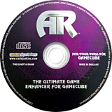 Action Replay GameCube disc (DTLX01)
