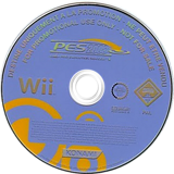 Pro Evolution Soccer 2008 (Demo) Wii disc (DWEPA4)