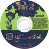 Tak 2: The Staff of Dreams GameCube disc (G2FP78)