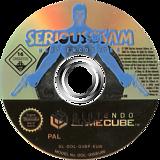 Serious Sam: Next Encounter GameCube disc (G3BP9G)