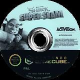 Shrek Super Slam GameCube disc (G3YX52)