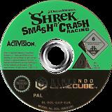 Shrek Smash n' Crash Racing GameCube disc (G4IP52)