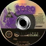The Legend of Spyro: A New Beginning GameCube disc (G6SP7D)
