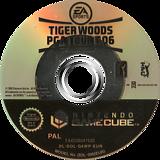 Tiger Woods PGA Tour 06 GameCube disc (G6WP69)