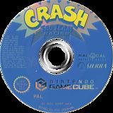 Crash Tag Team Racing GameCube disc (G9RP7D)