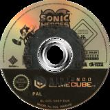 Sonic Heroes GameCube disc (G9SP8P)
