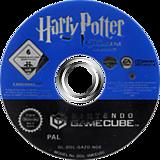 Harry Potter and the Prisoner of Azkaban GameCube disc (GAZS69)