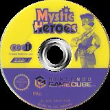 Mystic Heroes GameCube disc (GBHPC8)