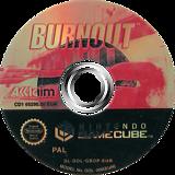 Burnout GameCube disc (GBOP51)