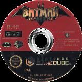 Batman Vengeance GameCube disc (GBVP41)