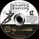 Star Wars Bounty Hunter GameCube disc (GBWP64)