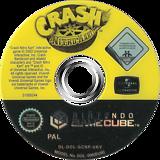 Crash Nitro Kart GameCube disc (GCNP7D)