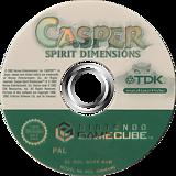Casper: Spirit Dimensions GameCube disc (GCPP6S)