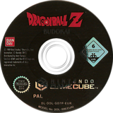 Dragon Ball Z: Budokai GameCube disc (GD7PB2)