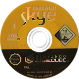 Darkened Skye GameCube disc (GDQP6S)