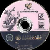 Disney Sports Skateboarding GameCube disc (GDXPA4)