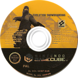 Evolution Snowboarding GameCube disc (GEBPA4)