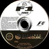 F1 2002 GameCube disc (GF2P69)