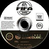 FIFA Football 2005 GameCube disc (GF5P69)
