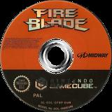 Fireblade GameCube disc (GFBP5D)