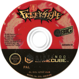 Freekstyle GameCube disc (GFKP69)