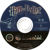 Harry Potter and the Philosopher's Stone GameCube disc (GHLP69)