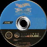 Hot Wheels: Velocity X GameCube disc (GHWP78)