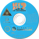 Ice Age 2 : The Meltdown GameCube disc (GIAP7D)