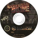 Aggressive Inline GameCube disc (GILP51)
