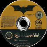 Batman Begins GameCube disc (GINX69)