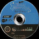 Jimmy Neutron Boy Genius GameCube disc (GJNP78)