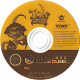 Tak and the Power of JuJu GameCube disc (GJUP78)