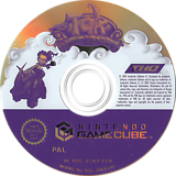 Tak: The Great JuJu Challenge GameCube disc (GJWP78)