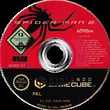Spider-Man 2 GameCube disc (GK2D52)