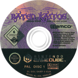 Baten Kaitos: Eternal Wings and the Lost Ocean GameCube disc (GKBPAF)