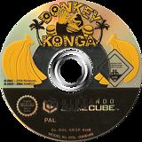 Donkey Konga GameCube disc (GKGP01)