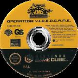 Codename Kids Next Door - Operation V.I.D.E.O.G.A.M.E GameCube disc (GKZP54)