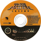 Lara Croft Tomb Raider: Legend GameCube disc (GL8P4F)