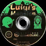 Luigi's Mansion GameCube disc (GLMP01)
